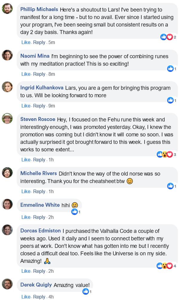 FB Testimonials