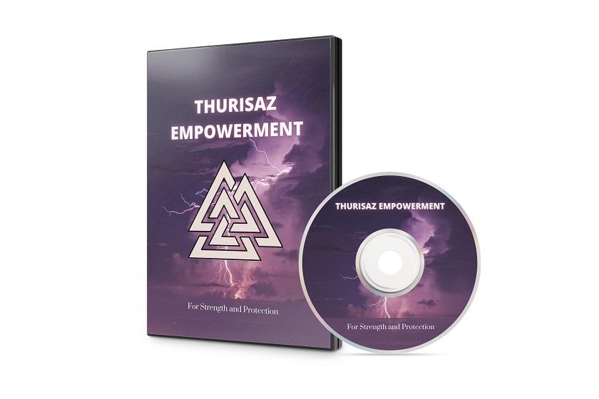 Thurisaz Empowerment CD (Solo)