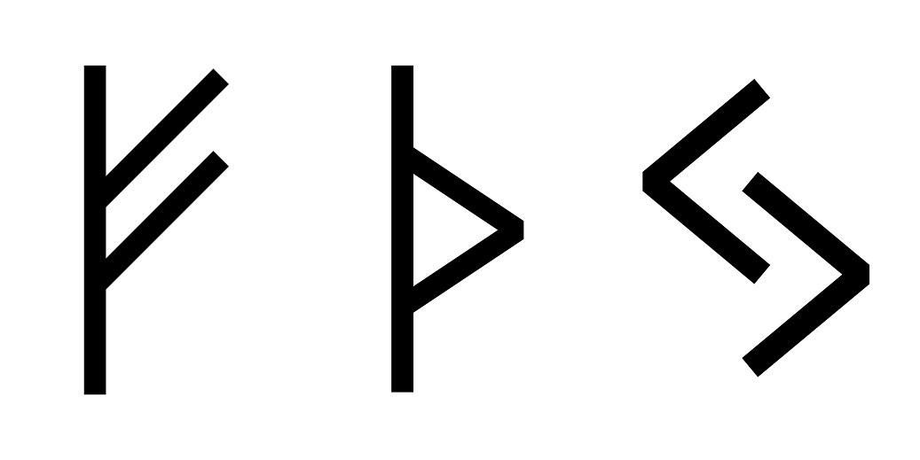 Rune Symbols